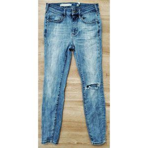 Anthropologie Pilcro and The Letterpress Jeans 28
